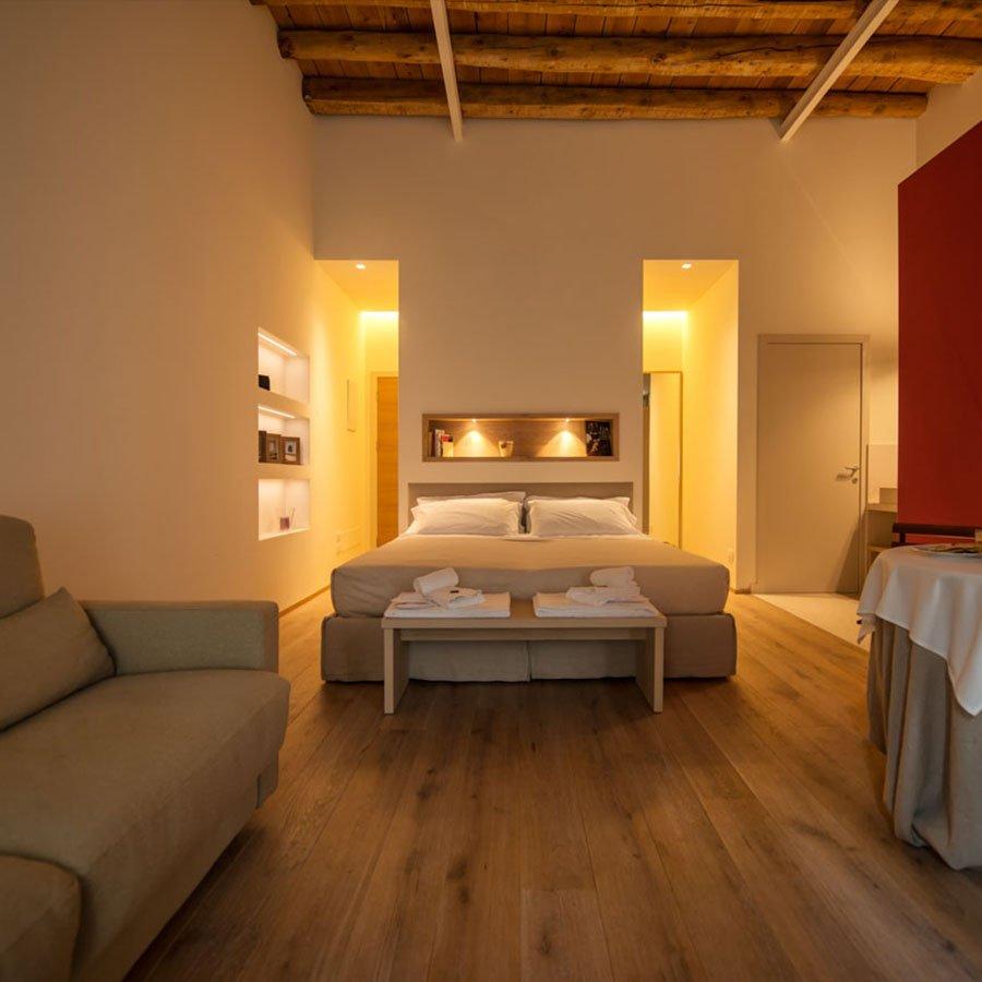 Suite al Massimago Wine Suites in centro a verona