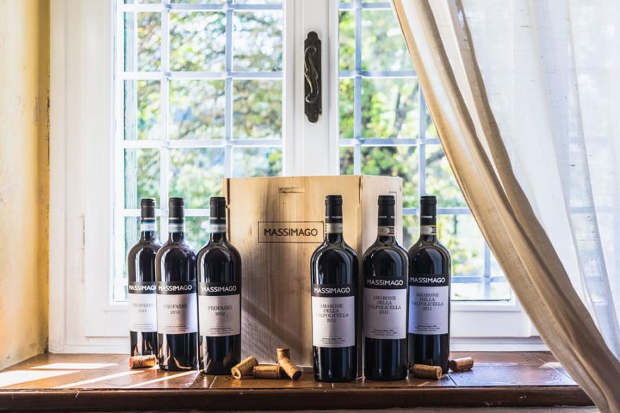 vini massimago: amarone della valpolicella e profasio