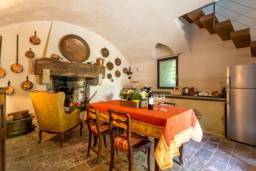 sala cucina comune massimago tower padova