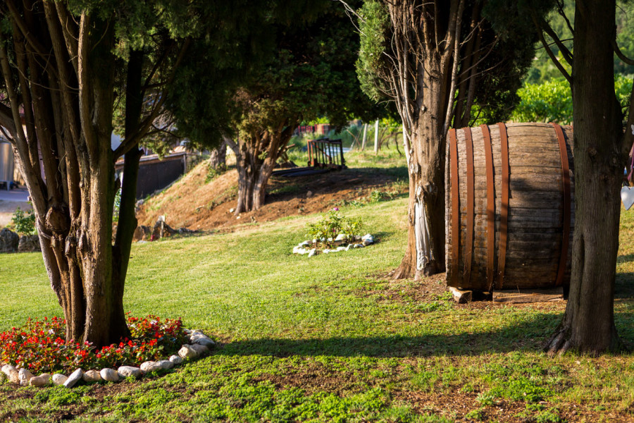 massimago wine relais into the nature