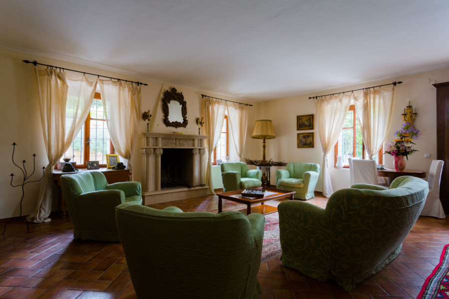 cozy and relaxing room in massimago wine relais