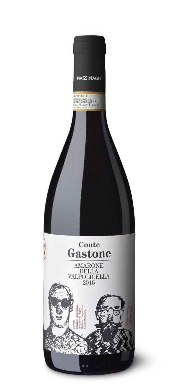 Conte Gastone Amarone della Valpolicella 2015