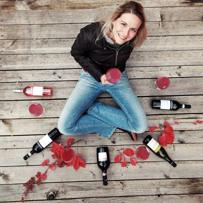 Camilla Rossi Chauvenet ritratto dall'alto