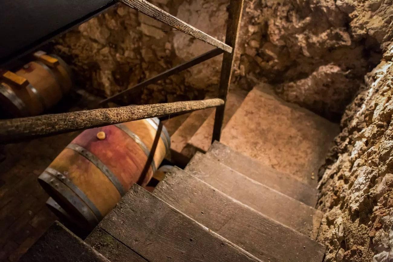 antica cantina in valpolicella vicino verona