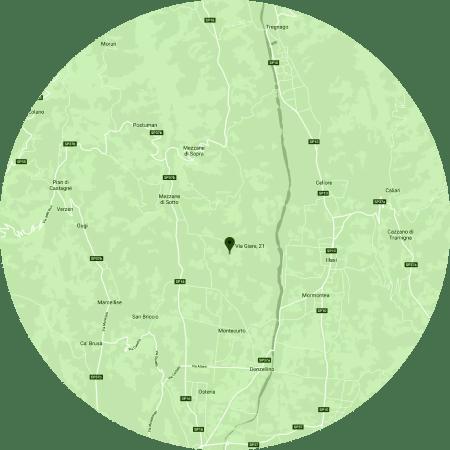 la mappa massimago wine relais